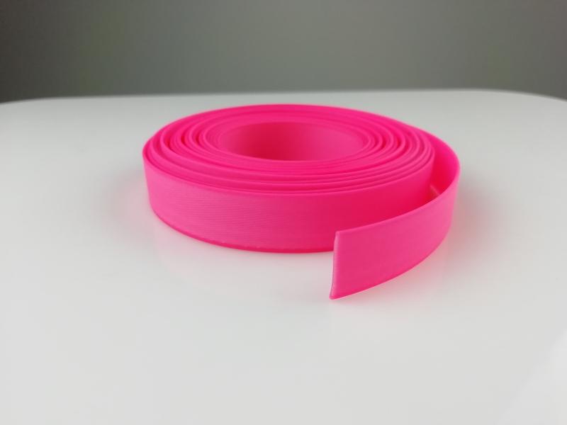 超薄包胶织带